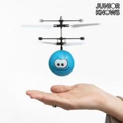 Μπάλα Ελικόπτερο Funny Face Junior Knows