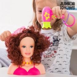 Κούκλα Κομμωτικής με Αξεσουάρ