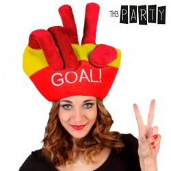 Καπέλο με Δάχτυλα Σημαία της Ισπανίας Th3 Party