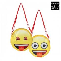 Τσαντάκι Emoticon Cheeky Gadget and Gifts