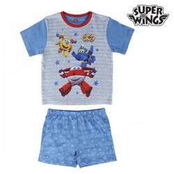 Καλοκαιρινή Παιδική Πιτζάμα Super Wings