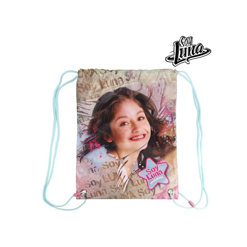 Τσάντα Σακίδιο με Σχοινιά Soy Luna (31 x 38 εκ)