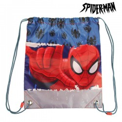 Τσάντα Σακίδιο με Σχοινιά Spiderman (31 x 38 εκ)