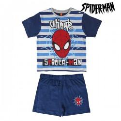 Καλοκαιρινή Παιδική Πιτζάμα Spiderman