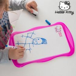 Λευκός Πίνακας Διπλής Όψης Hello Kitty