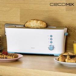 Τοστιέρα Cecomix Taste 1 L 3028 1000W