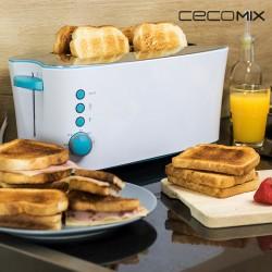 Φρυγανιέρα Cemomix Taste 2L 3029 1350W