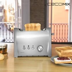 Φρυγανιέρα Cecomix Steel 2S 3035 800W