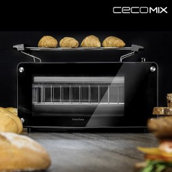 Φρυγανιέρα Cecomix Vision 3042 1260W