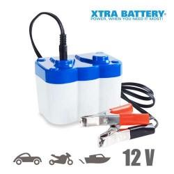 Xtra Battery Φορτιστής Μπαταρίας Οχημάτων