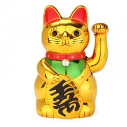 Τυχερή Γάτα Maneki Neko που Χαιρετά 26cm