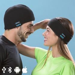 Ελαστική Αθλητική Κορδέλα Μαλλιών με Bluetooth 145363
