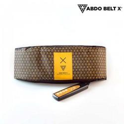 Δονούμενη Ζώνη Κοιλιακών Abdo Belt X