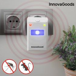 Απωθητικό Εντόμων και Τρωκτικών με LED InnovaGoods