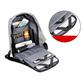 Αντικλεπτικό Σακίδιο Πλάτης – AntiTheft Backpack – OEM