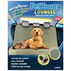 Κάλυμμα Καθίσματος Αυτοκινήτου Για Κατοικίδια – Pet Zoom Lounge