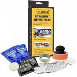Κιτ Γυαλίσματος Και Ανανέωσης Φαναριών – Locobondso DIY Headlight Restoration Kit