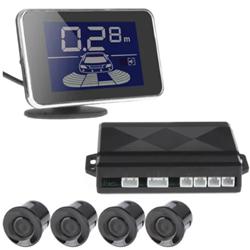 Αισθητήρες Παρκαρίσματος με Ηχητική Ειδοποίηση, Μέτρηση Απόστασης & Ψηφιακή Οθόνη