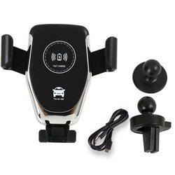 Ασύρματος Φορτιστής – Βάση Φόρτισης & Στήριξης Κινητού Για Αυτοκίνητο – Wireless Car Charger