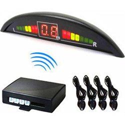 Αισθητήρες Παρκαρίσματος με Ψηφιακή Οθόνη LED Parking Sensors – White OEM G6001