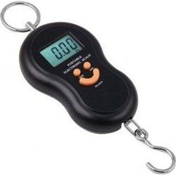 Φορητή Ηλεκτρονική Ζυγαριά Με Γάντζο Στήριξης – 10gr-50kg – OEM