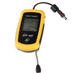 Φορητή Συσκευή Ανίχνευσης Ψαριών & Βυθόμετρο 100μ – Portable Fish Finder 028Μ – OEM