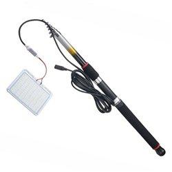 Τηλεσκοπικό Φωτιστικό LED για Ψάρεμα 48W/12V με Χειριστήριο