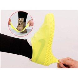 Προστατευτικά Αδιάβροχα & Αντιολισθητικά Καλύμματα Παπουτσιών Από Καουτσούκ – Waterproof Silicone Shoe Cover