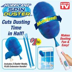 Περιστρεφόμενη Συσκευή Ξεσκονίσματος Hurricane Spin Duster – Επανάσταση στο Ξεσκόνισμα