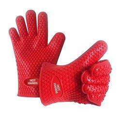 Πυρίμαχα Αντιολισθητικά Γάντια Σιλικόνης