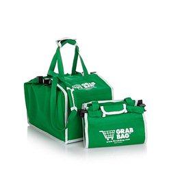 Τσάντα Επαναλαμβανόμενης Χρήσης για Ψώνια – Grab Bag – Σετ 2 Τεμαχίων