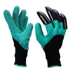 Γάντια Κηπουρικής Με «Νύχια» Για Σκάψιμο – Garden Genie Gloves