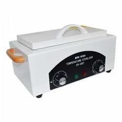 Κλίβανος Αποστείρωσης Εργαλείων Περιποίησης Νυχιών SANITIZING BOX CH-360T