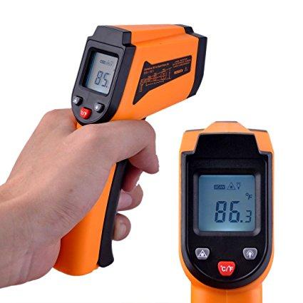Θερμόμετρο Υπερύθρων Χειρός Lasergrip GM400 root home σπίτι κήπος μαστορέματα και εργαλεία