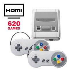 Ρετρό Παιχνιδομηχανή με 620 παιχνίδια – HDMI Mini Entertainment System