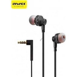 Ακουστικά X-Bass Stereo Earphone & Microphone – AWEI ES-690M