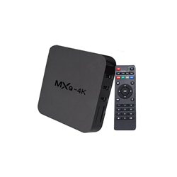 4K OTT Tv Box Android – MXQ