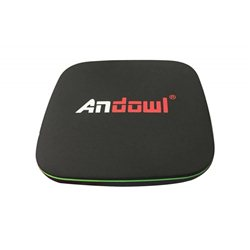Android Tv Box Lite 4K HD 7.1.2 Smart Tv Wifi Andowl Q4 16GB