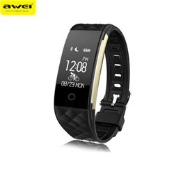 Awei H1 sport Smart Band Fitness Bracelet – Μαύρο