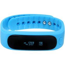 Έξυπνο Ρολόι OLED- Intelligent Bluetooth Smart Watch OEM E02 Blue