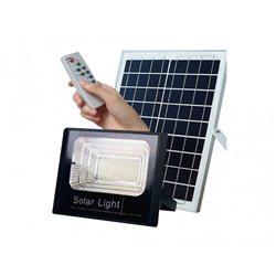 Ηλιακός Προβολέας Solar 60W Αδιάβροχος IP66 Mε Τηλεκοντρόλ – OEM JD8860