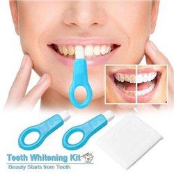 Συσκευή Σφουγγάρι Για Λεύκανση Δοντιών – Teeth Cleaning Whitening Kit