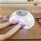 Επαγγελματικό Φουρνάκι Νυχιών 72W Για Δύο Χέρια Με Ψηφιακή Ένδειξη Χρόνου UV LED Lamp 2 in 1 – OEM BQ-72W