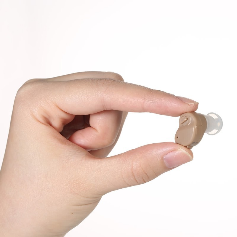 SuperMicro Ακουστικά Ενίσχυσης Ακοής & Βοήθημα Βαρηκοΐας – OEM K-80