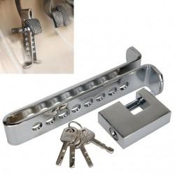 Απαραβίαστο Αντικλεπτικό Σύστημα Αυτοκινήτου – Κλειδαριά για Πεντάλ, Γκάζι, Φρένο – Anti Theft Lock Brake Heavy Duty – OEM 44204