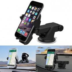 Βάση Στήριξης Συσκευών Για Το Αυτοκίνητο – MAK4 One-Touch Sticky Suction Cup Car Mount