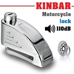 Στιβαρός Συναγερμός Λουκέτο Δισκόπλακας για Μηχανές – Μοτοσυκλέτες – K808A
