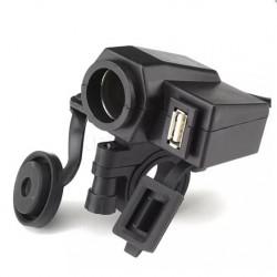 Φορτιστής USB για Μοτοσυκλέτα MOTORader AZTE329 OEM