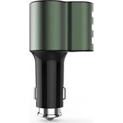Φορτιστής Αναπτήρα Αυτοκινήτου 3 USB – Car Charger Speed Universal – LDNIO CM11
