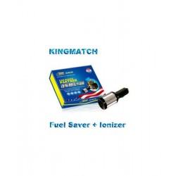 Εξοικονομητής Καυσίμου και Iονιστής Αυτοκίνητου – KingMatch Fuel Saver & Ionizer